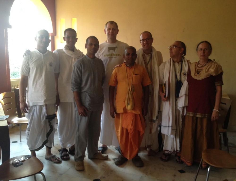 1st OM Sri Surabhi Campaign Coordinators' Conference