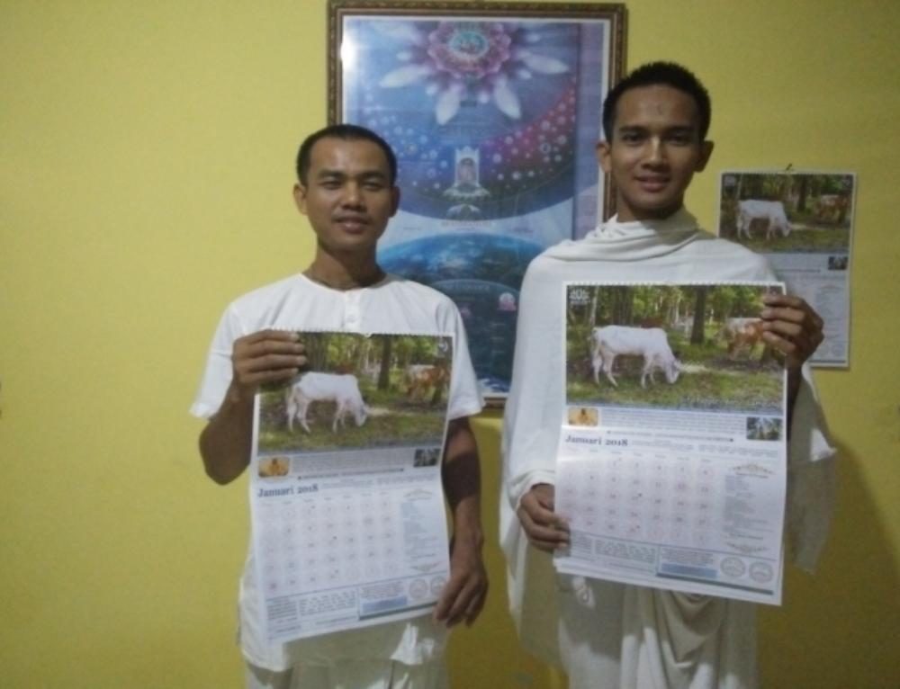 GAURI Promotes OM Sri Surabhi Campaign